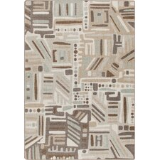 Mix and Mingle Silver Point Urban Order Rug