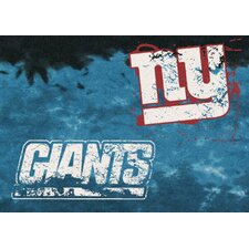 NFL Team Fade Novelty Rug