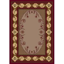 Innovation Kimberly Brick Area Rug