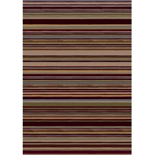 <strong>Milliken</strong> Innovation Lola Dark Chocolate Striped Rug