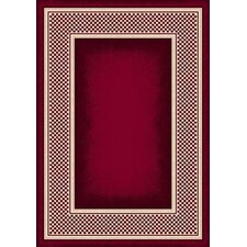 Innovation Ruby Old Gingham Area Rug