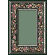 Innovation Peridot English Floral Area Rug