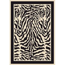 Innovation Print Zulu Zebra Area Rug