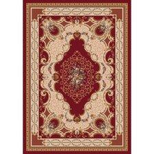 Pastiche Kashmiran Valette Dark Red Rug