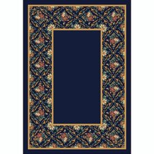 Design Center Bouquet Lace Onyx Rug