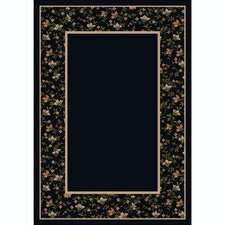 Design Center Garden Glory Onyx Rug