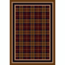 Design Center Magee Plaid Garnett Rug