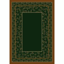 <strong>Milliken</strong> Design Center Leander Emerald Rug