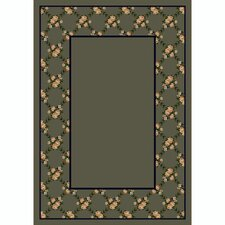 Design Center Sage Rose Bower Area Rug