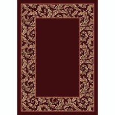 Design Center Garnet Corinthius Area Rug