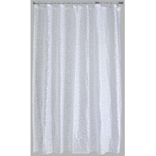 Fizz PVC Shower Curtain