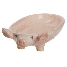 Quirky Country Serving Dish