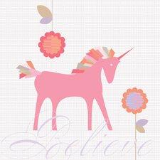 Unicorn Dreams Wall Art