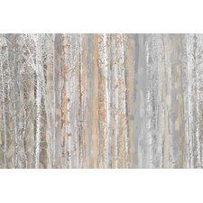 Aspen Forest - Art Print on Premium Canvas