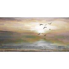 Hyman Painting Print on Canvas