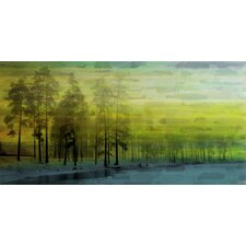Ice Lake Painting Prints on Canvas