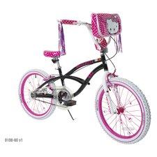 """Hello Kitty Girls 20"""" Cruiser Bike"""