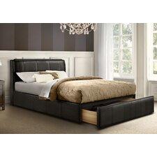 Front Drawer Storage Bed Frame