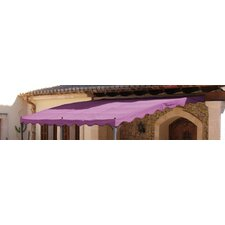 Ersatzdach für Anbaupergolen Mallorca