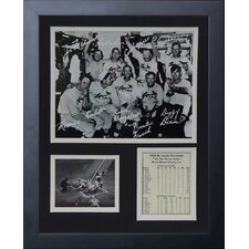 St. Louis Cardinals - Gas House Gang Framed Photo Collage
