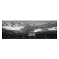 The Station by Andrew Brown Photographic Print on Canvas in Black and White