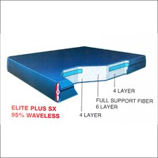 "Dreamweaver Elite Plus 9"" Sx Waterbed Mattress"