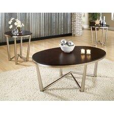 Bucktown 3 Piece Coffee Table Set (Set of 3)