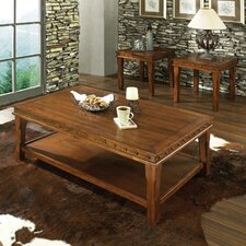 Albany Park 3 Piece Coffee Table Set (Set of 3)