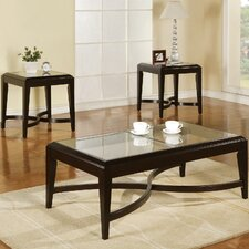 Woodlawn 3 Piece Table Set (Set of 3)
