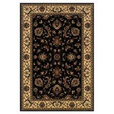 Ariana Ivory/Black Persian Rug