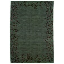 Allure Blue/Brown Area Rug