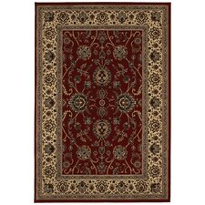 Persian Ariana Red / Ivory 130/8 Oriental Rug