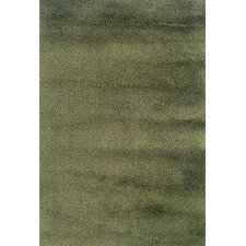 Loft Shag Green/Blue Rug