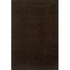 Loft Shag Brown Rug