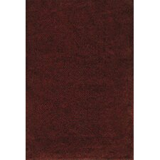 Loft Shag Red/Brown Rug