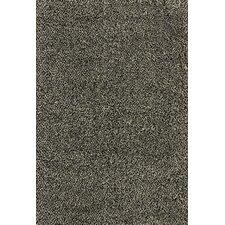 Loft Shag Ivory/Black Rug
