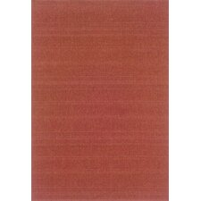 Lanai Red Outdoor Rug