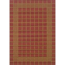 Lanai Red/Beige Outdoor Rug