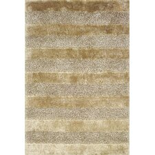 <strong>Oriental Weavers Sphinx</strong> Fusion Shag Gold/Grey Rug