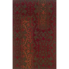 <strong>Oriental Weavers Sphinx</strong> Ventura Brown/Red Rug