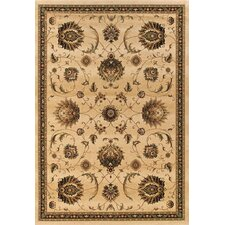 <strong>Oriental Weavers Sphinx</strong> Knightsbridge Beige/Brown Rug