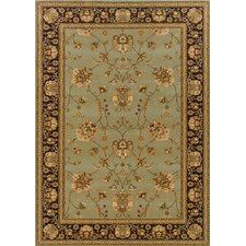 <strong>Oriental Weavers Sphinx</strong> Knightsbridge Blue/Brown Rug