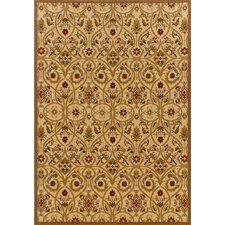 Knightsbridge Gold/Brown Rug