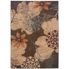 Palermo Brown/Beige Multi Rug
