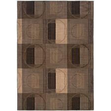 <strong>Oriental Weavers Sphinx</strong> Palermo Grey/Black Rug