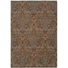 Salerno Blue/Beige Rug