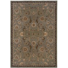 <strong>Oriental Weavers Sphinx</strong> Salerno Grey/Brown Rug
