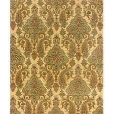 Huntley Beige/Green Persian Rug