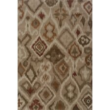 <strong>Oriental Weavers Sphinx</strong> Adrienne Beige/Orange Tribal Rug