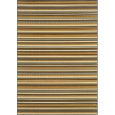 <strong>Oriental Weavers Sphinx</strong> Bali Grey/Gold Stripe Rug